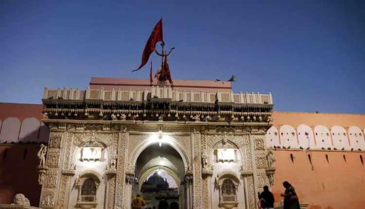 Holi Rat Founded In Karni Mata Temple, Rajasthan