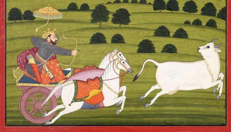 Prithu Lord Shiva