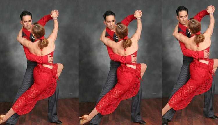 Salsa Dance, Indian Dance