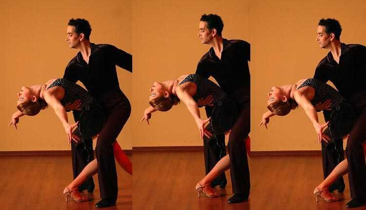 Tango Dance, Indian Dance