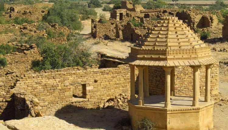 The Abandoned And Cursed Village, Kuldhara, Rajasthan