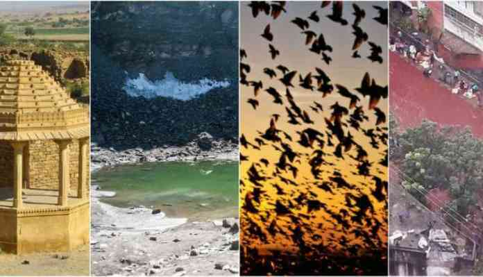 Top 20 Mysterious And Unexplored Places To Visit Across India