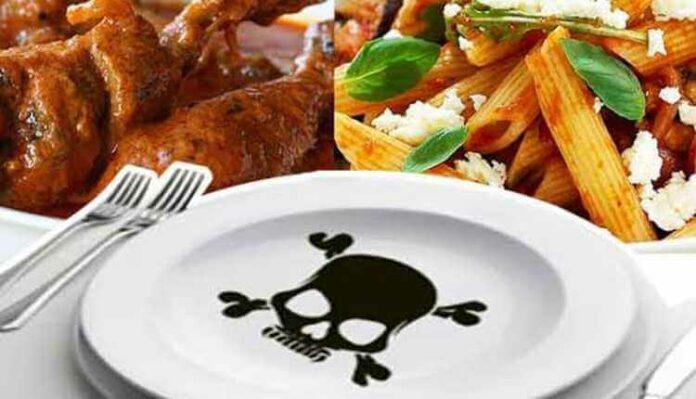 Deadliest Food Combinations
