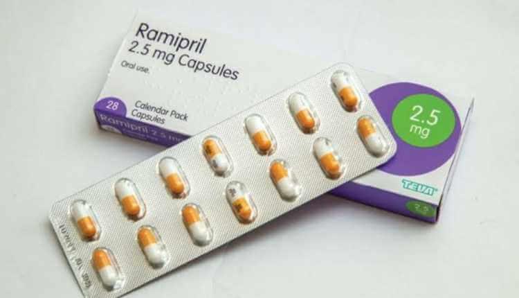 Ramipril, Medicine, 2.5mg