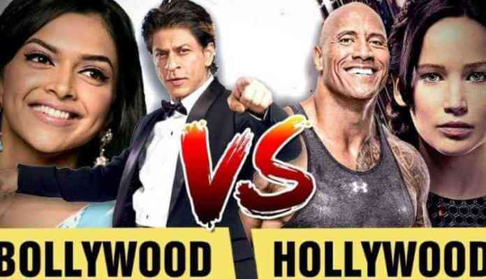 Bollywood Vs Hollywood (1)