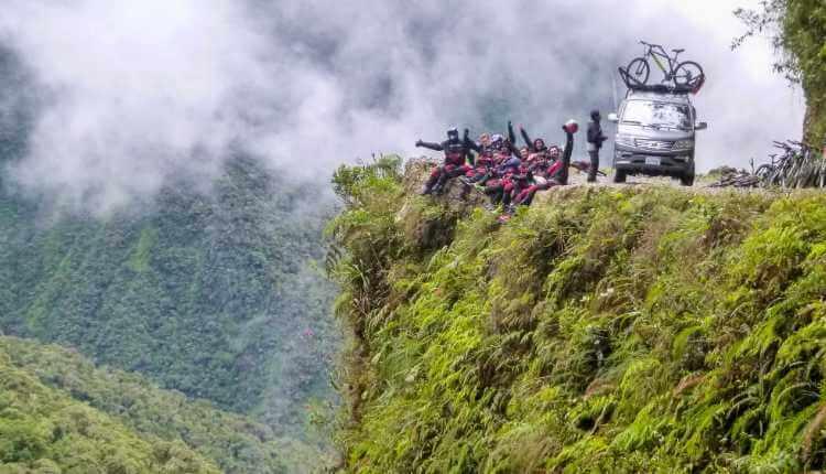 Path Of Death, Bolivia