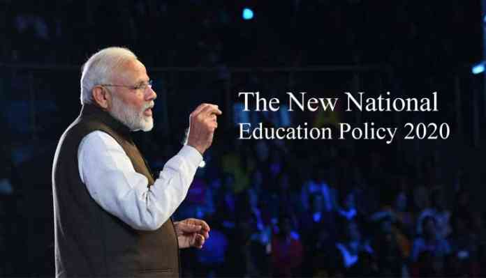 The New National Education Policy 2020, Narendra Modi