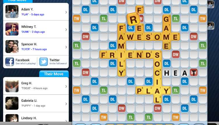 Words With Friend