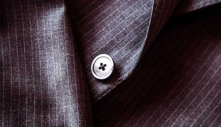 Fastening The Top Button On Your Shirt