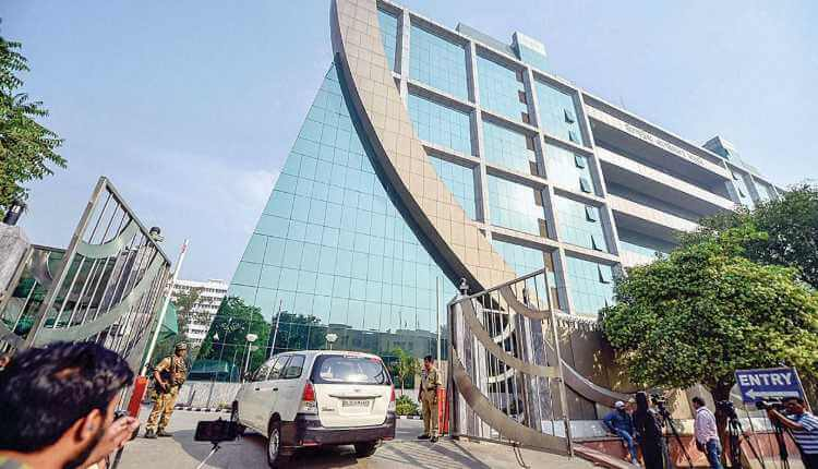 Making Huge Buildings Of Glass, Cbi Headquarters