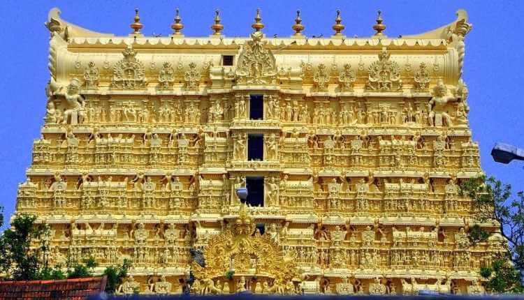 Sree Padmanabhaswamy Temple, temple vault b, temple door, temple mystery, treasure