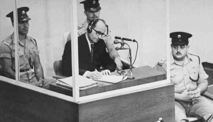 The Eichmann Trial The International Law Perspective