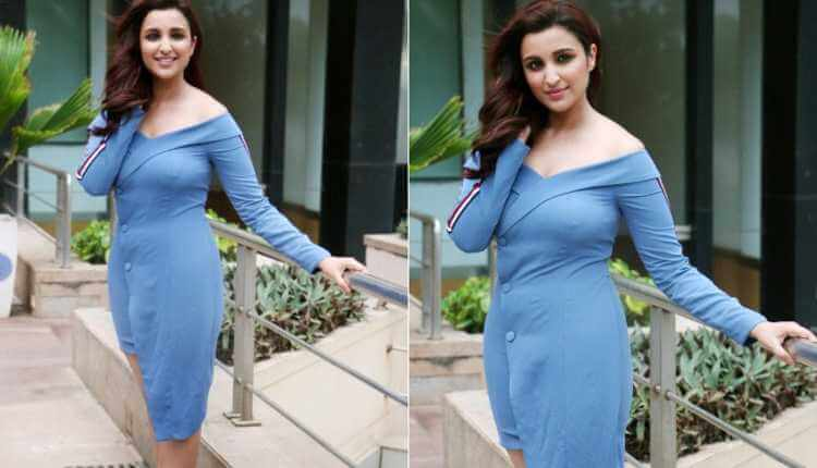 Wearing Tight Clothes, Parineeti Chopra