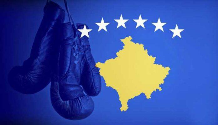 Kosovo, India, Flag