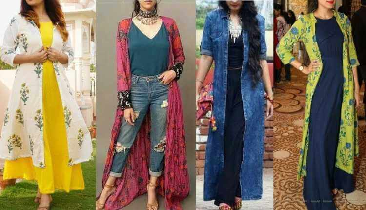 Slit Kurtas With Jeans, Palazzos Or Cigarette Pants