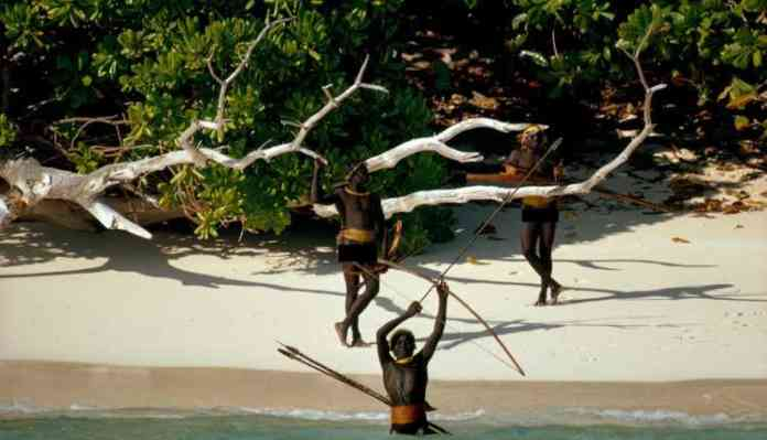 World's Most Isolated Stone Age Tribe