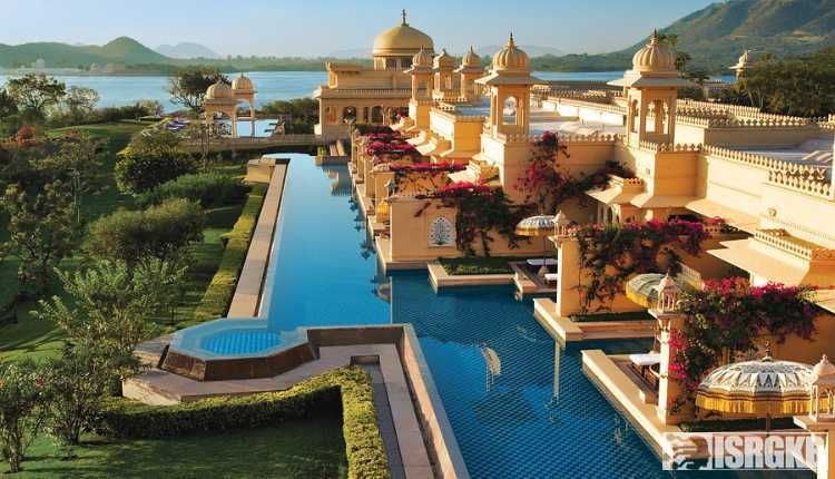 Oberoi Udaivilas, Most Luxurious And The Costliest, Rajasthan