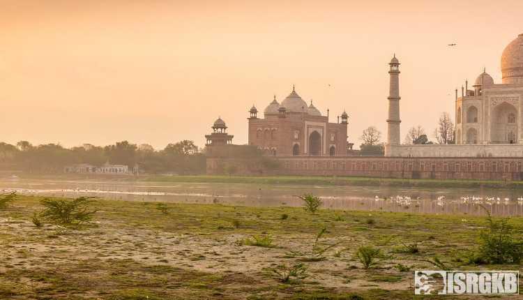 Agra, The City Of Taj