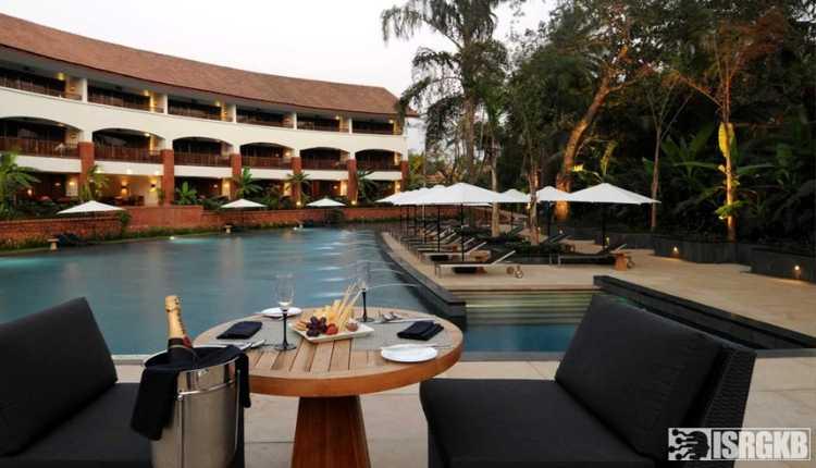 Alila Diwa, Enjoy The Breeze, Goa