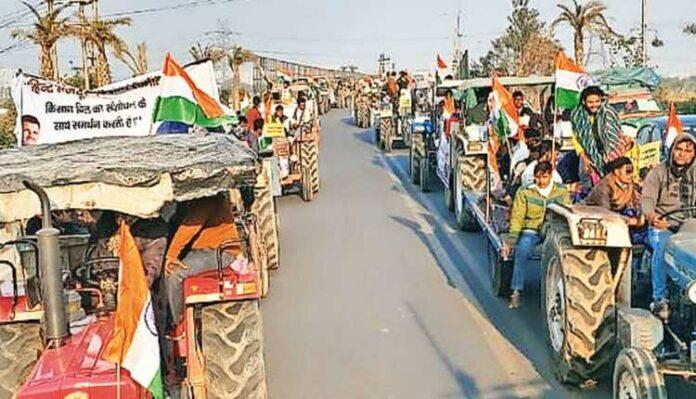 Farmers Protest Reality Vs Illusion
