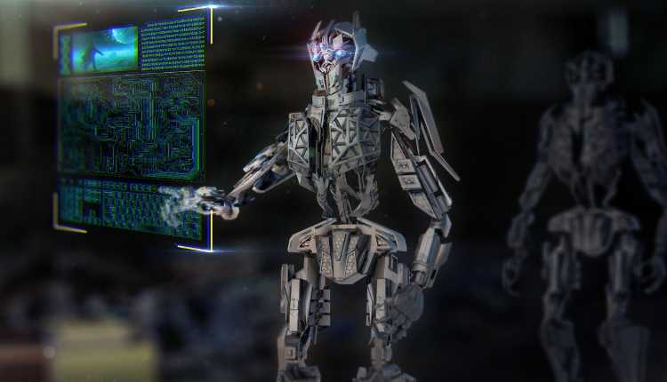 Immortal, Robots, Ai Computing, Machine, Robotics, Future Technology