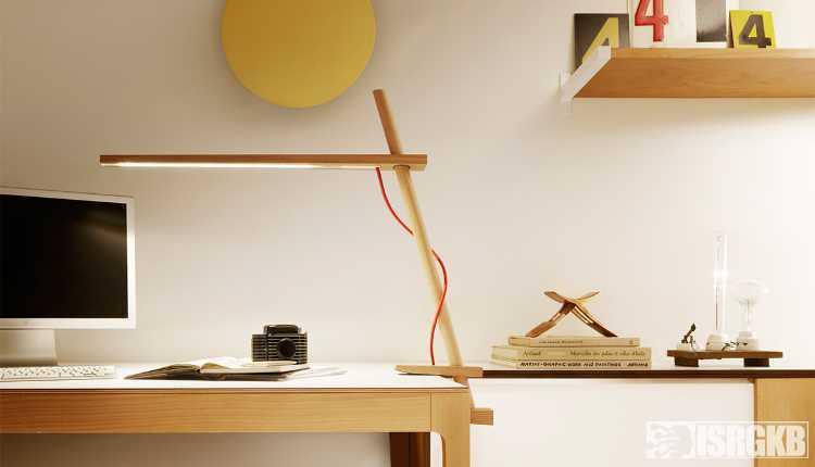 Sophisticated Led Desk Lamp