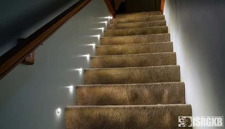 Stunning Led Lights For Staircase And Ceiling