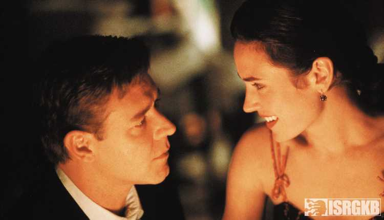The Beautiful Mind, Movie