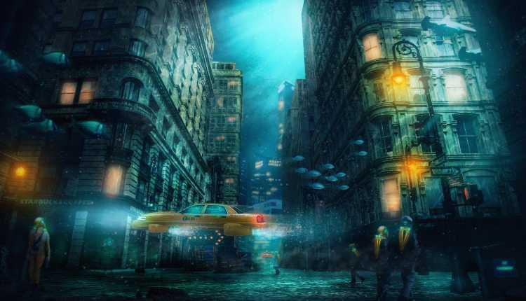Underwater Metropolis