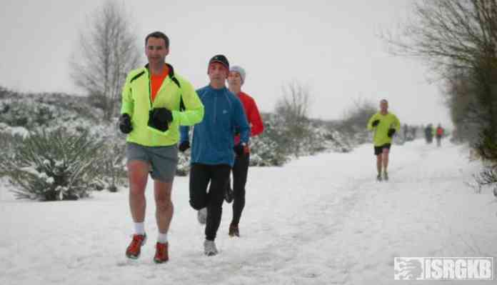 Cold Temperatures Make Your Workouts More Efficient