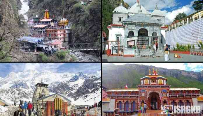 Kedarnath And The Char Dham