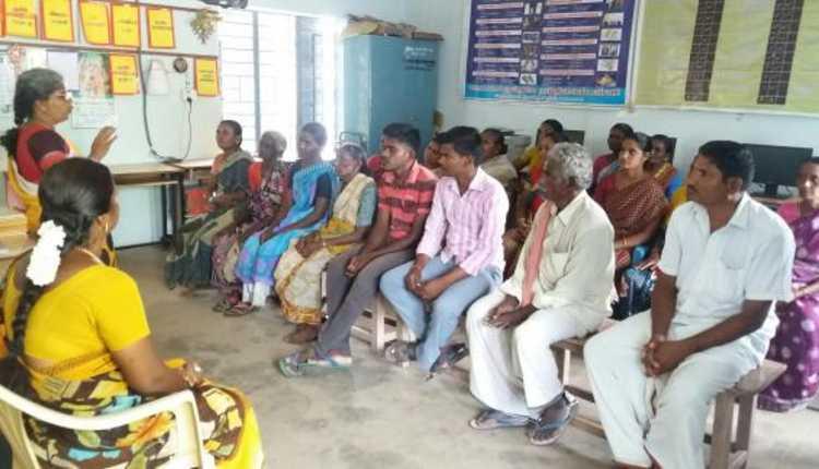 Swachh Bharat Abhiyan, meeting, locals