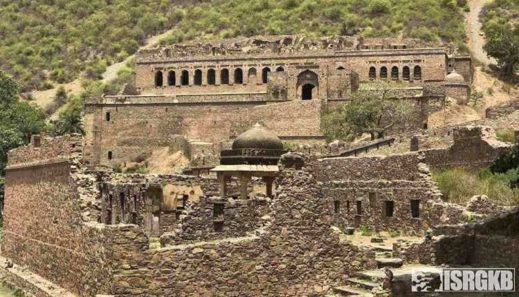 The Bhangarh Fort