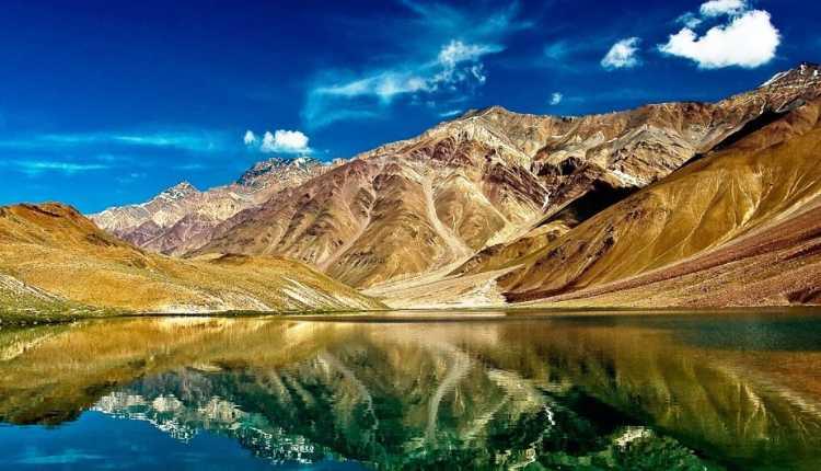 chandra taal lake, Lahaul, Himachal Pradesh, mountain