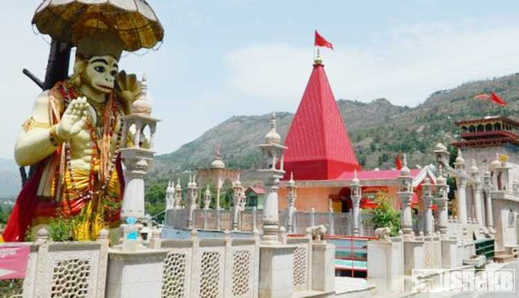 Hanuman Garhi, Nainital, Neem Karoli Baba