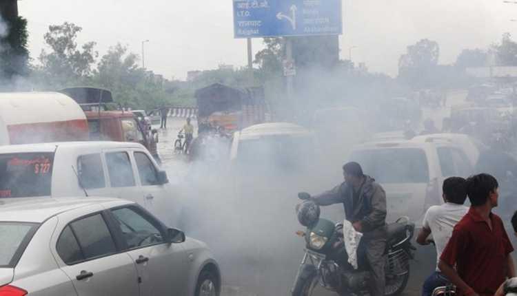 India Emission From Vehicle