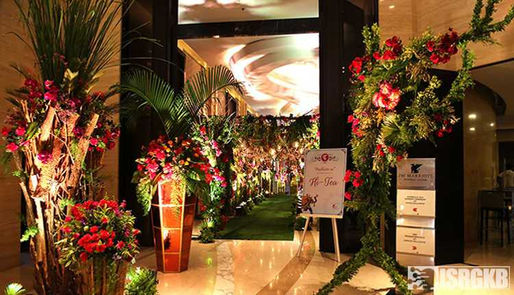 Cultural Factors On The Organisation, Decoration, Flowers