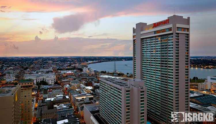 Current Market, Hotels Buildings