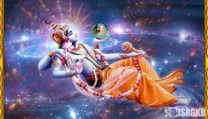 Hinduism And Stories Behind The Creation Of The Universe