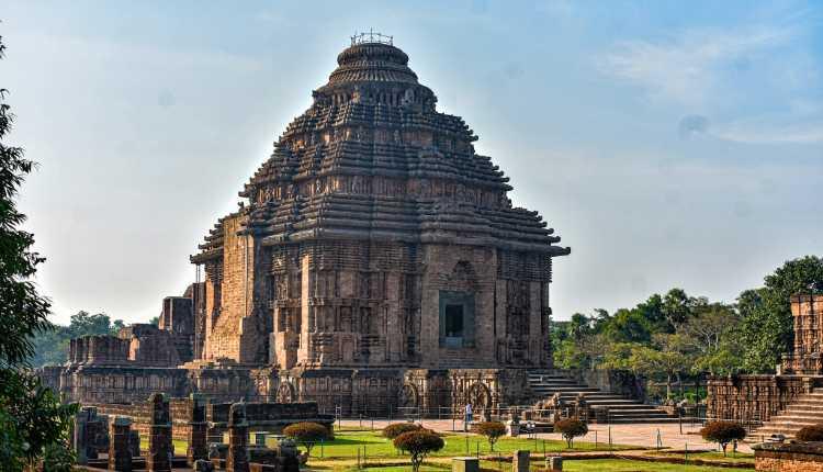 Konark, Puri, Odisha, Konark Sun Temple