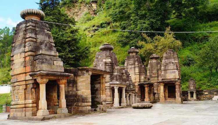 Kumaoni Society, Almora, Sun Temple