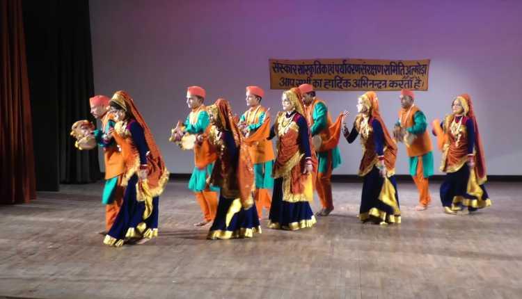 Kumaoni Theatre, Dance, Play, Role Play