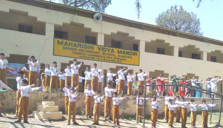 Maharishi Vidya Mandir, Almora