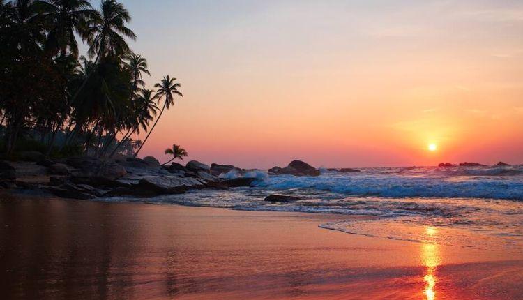 Malvan, Panjim, Goa, Sunset