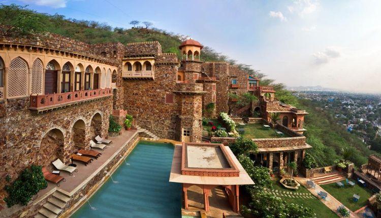 Neemrana, Rajasthan, Palace, Fort
