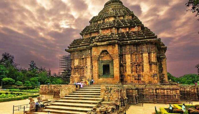 Tourist Attractions, Odisha, Konark, Sun Temple