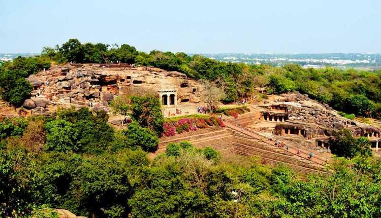Udayagiri, Khandagiri, Caves, Kattaka, Cuttack, Hills, Bhubaneswar, Odisha
