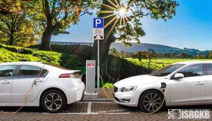 Electric Car, Charging, Auto Driven Cars
