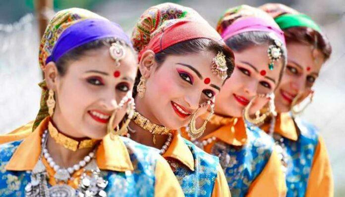 Kumaoni Culture, Kumaoni People, Kumaon Division, Kumaon Girls