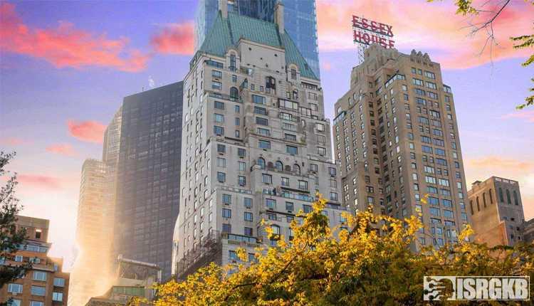 Modern, Technology, Building, Hotels
